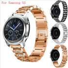 Stainless Steel Metal Replacement Band Strap for Samsung Galaxy Watch 46mm 42mm image