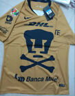New 2018 Pumas UNAM special edition soccer Jersey And the LIGA MX patch. S-2XL