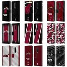 OFFICIAL NBA MIAMI HEAT LEATHER BOOK WALLET CASE FOR BLACKBERRY ONEPLUS on eBay