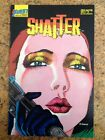 Shatter #2 (Feb1986, First Comics) NM+9.6 First Computer Generated Comic. Indie