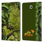 ANNE STOKES AGE OF DRAGONS LEATHER BOOK WALLET CASE FOR SAMSUNG GALAXY TABLETS