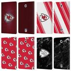 NFL 2017/18 KANSAS CITY CHIEFS LEATHER BOOK CASE FOR SAMSUNG GALAXY TABLETS $32.71 USD on eBay