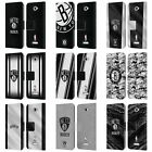 OFFICIAL NBA BROOKLYN NETS LEATHER BOOK WALLET CASE FOR SONY PHONES 2 on eBay