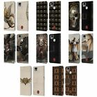 OFFICIAL ANNE STOKES STEAMPUNK LEATHER BOOK CASE FOR ASUS ZENFONE PHONES