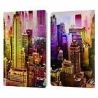 OFFICIAL HAROULITA PLACES 2 LEATHER BOOK WALLET CASE COVER FOR APPLE iPAD
