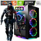 Gamer PC AMD Ryzen™ 5 2600 6x 3.9 Ghz GeForce® GTX 1060 6GB OC Asus Gaming SSD