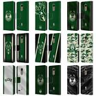 OFFICIAL NBA MILWAUKEE BUCKS LEATHER BOOK WALLET CASE FOR LG PHONES 1 on eBay