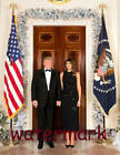 LMAGA DONALD TRUMP W/ FIRST LADY MELANIA CHRISTMAS AT THE WHITE HOUSE PHOTO