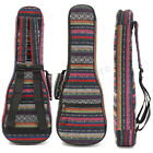 """21""""-41"""" Acoustic Guitar Ukulele with Case for Student Children Kid Gift Practice"""