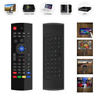 MX3 IR Remote Air Mouse Voice Backlit Wireless Keyboard for Android Box TV PC