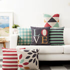 18 Inch Pillow Cover Nordic Minimalist Classic Geometry Cushion Cover Pillowcase image