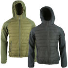 KOMBAT VENOM TACTICAL JACKET WARM LAYER THERMAL PADDED MILITARY ARMY BUBBLE NEW