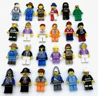 LEGO NEW MINIFIGS TOWN CITY SERIES STAR WARS CASTLE FIGURES MORE YOU PICK! $2.99 USD on eBay