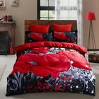 Egyptian Comfort 1800 Count Deep Pocket 3 Piece Duvet Cover Set Queen King Size image