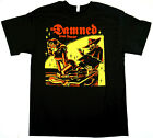 The DAMNED Grave Disorder T-shirt Punk Rock Tee Mens New image