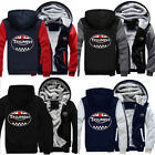 Hoodie Thicken fleece Sweatshirts TRIUMPH MOTORCYCLE Warm Winter Jacket coat top £22.28 GBP on eBay