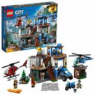 LEG0 City Mountain Police Headquarters 60174 Building Kit Toys Hobbies 663 Piece