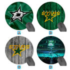 Dallas Stars Round Patterned Mouse Pad Mat Mice Desk Office Decor $3.99 USD on eBay