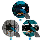 San Jose Sharks Round Patterned Mouse Pad Mat Mice Desk Office Decor $3.99 USD on eBay