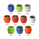 8mm/10mm Chain Roller Pulley Tensioner For Pit Dirt Mini Bike Colorful