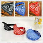 Fashion Small Adjustable Pet Dog Cat Bandana Scarf Collar Neckerchief Ties LACA