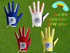 Junior Kids Golf Gloves Rain Grip Value 2 Pack Left Hand Right Lh Rh Age 2-10 AU