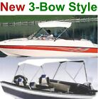 NEW+3+BOW+BOAT+BIMINI+CONVERTIBLE+TOP+COVER%2CPONTOON+70%22%2D78%22+FOLDING+FRAME