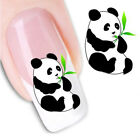 2018 Women's DIY Nail Sticker Water Transfer Stickers Finger Nail rt Decals