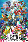 RGC Huge Poster - Super Smash Bros. Ultimate Nintendo Switch Glossy - NVG230