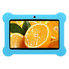"7"" Inch Quad Core Kid Tablet PC Android 4.4 Dual Camera HD WiFi 8GB Bundle Case"