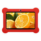 """7"""" Inch Quad Core Kid Tablet PC Android 4.4 Dual Camera HD WiFi 8GB Bundle Case"""