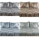 Crystal Palace Paisley 300-Thread-Count Cotton Sateen Sheet Set Assorted Colors image