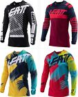 Leatt Men's GPX 4.5 Lite Motocross ATV Jersey - MX Dirtbike ATV Offroad