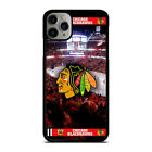 CHICAGO BLACKHAWKS HOCKEY iPhone 5/5S/SE 6/6S 7 8 Plus X/XS Max XR Case Cover $15.9 USD on eBay