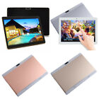 10.1''Tablet PC Laptop Android 6.0 Deca Core 64GB 10 Inch HD WIFI 2 SIM Phablet