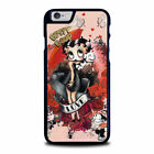 BETTY BOOP for iPhone 5 6 7 8 X XR XS MAX samsung cover case $17.26 CAD on eBay