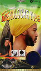 Dreadlocks Tube Cotton Spandex Rasta Reggae Marley FLEX Rastafari One Size