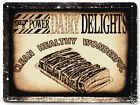 BUTCHER shop SIGN meat beef deli VINTAGE style restaurant wall decor art 049