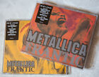 METALLICA rare Limited Uk 2 x cd single FRANTIC part 1+2 live Download Festival