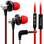 Alpatronix EX100 In-Ear Headphones with Mic/Control for Android Smartphones