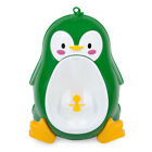 Baby Separable Suspensible Lovely Penguin Shape Hang Type Boys Standing Urinal
