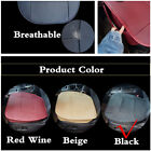 1 Pcs PU Leather Deluxe Car Seat Cover Protector Black