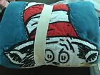 Dr Suess 20 x 26 Brand New Pottery Barn patchquilt sham
