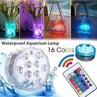 Swimming Pool Light LED Underwater Remote RGB Control Multi Color Fountain Light $23.99 USD on eBay