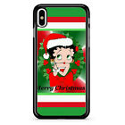 Betty Boop merry christmas Phone Case for iPhone Samsung LG Google iPod $21.99 USD on eBay