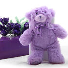 PC Material Rotatable Lavender Bear Back Cover Case for iPhone 6 Plus