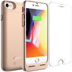 iPhone 8 / 7 Qi Wireless Battery Charging Case External Power Bank Charger Cover