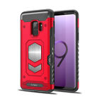 For Samsung Galaxy A8 2018 Magnetic Shockproof Armor Card Slot Case Cover  <br/> Work with any Magnetic Holder # Ship&#039;s within 24H