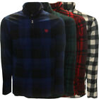 Chaps Golf Men's 1/4-Zip Fleece Pullover Sweater,  Brand New