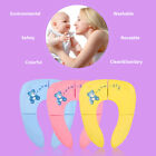 Baby Kids Toilet Seat Safety Pad Portable Frog Cushion Trainer Potty Training image